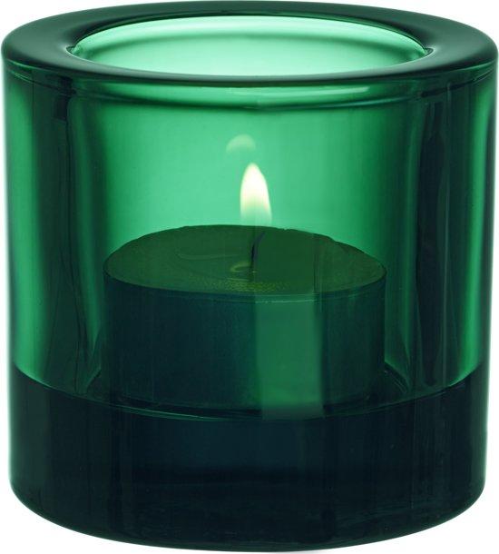 Iittala Kivi Theelichthouder - 6 cm - Emerald