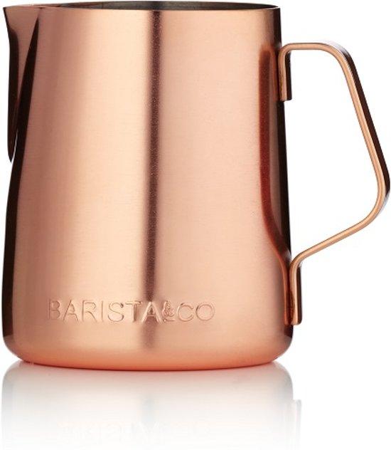 Barista & Co Melkkan - 350 ml - Electric Copper