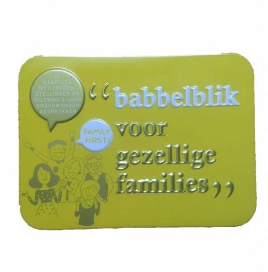 Imagebooks - Spel - Babbelblik voor gezellige families