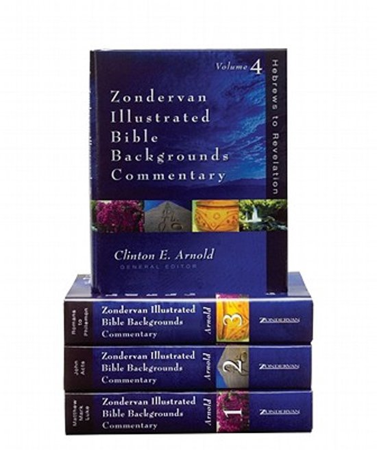 b7535a38b3fa01 Zondervan Illustrated Bible Backgrounds Commentary Set