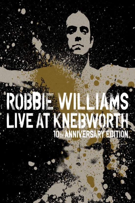 Robbie Williams - Live At Knebworth: 10th Anniversary Edition (Blu-ray)