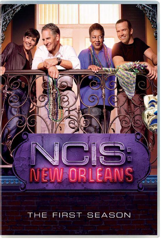 NCIS: New Orleans - Seizoen 1