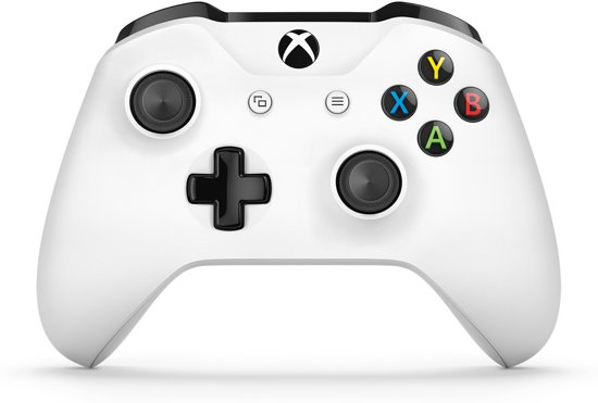 Xbox One S Draadloze Controller - Wit