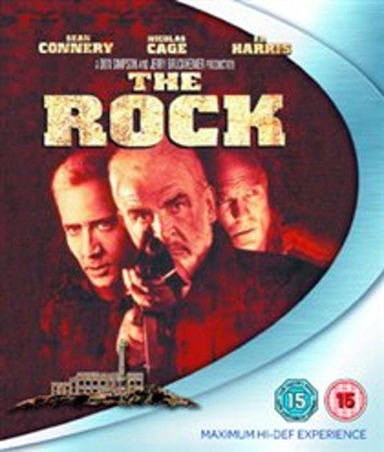 Cover van de film 'The Rock'