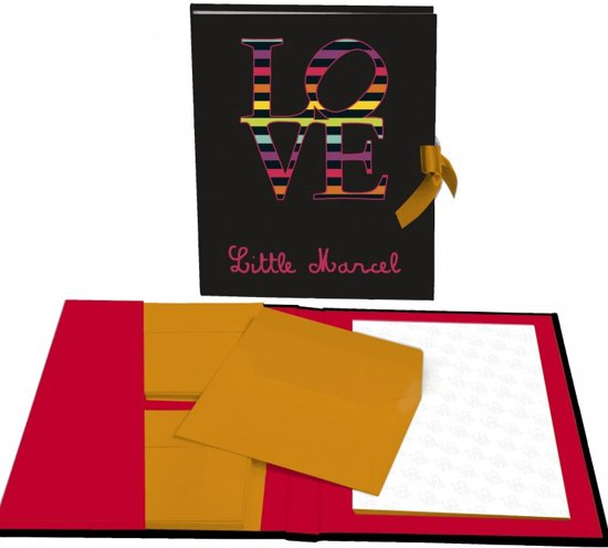 Little Marcel Love Correspondence set