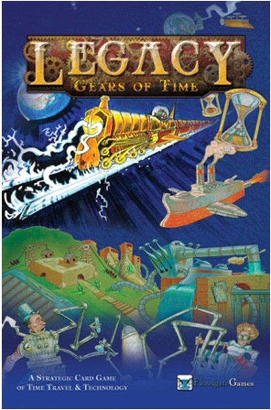 Legacy: Gears of Time Board (2nd Edition)