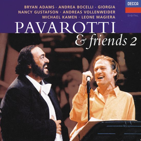 Pavarotti & Friends 2 kopen