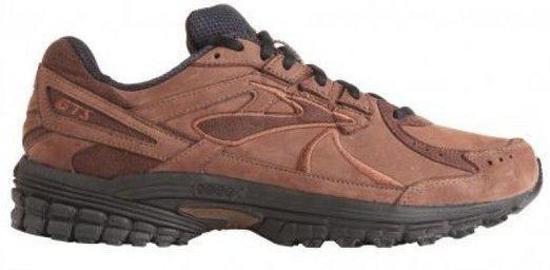 Brooks Adrenaline Walker, Chaussures De Course Des Femmes - Marron, Taille: 41