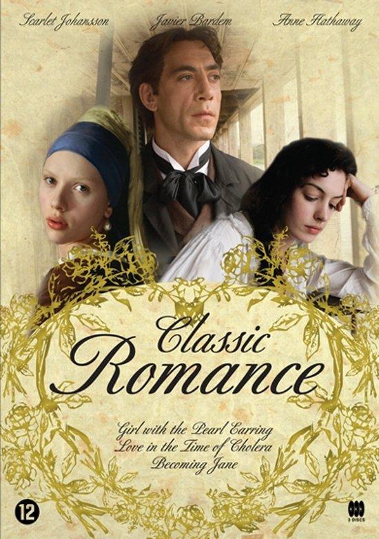 Cover van de film 'Classic Romance'