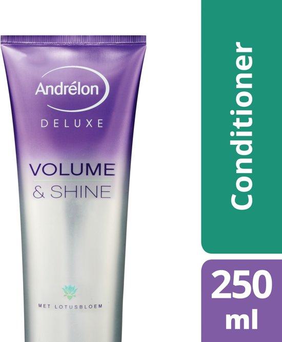 Andrélon Deluxe Volume & Shine - 250 ml - Conditioner