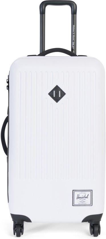 0e179d633 bol.com | Herschel Supply Co. Trade Medium - Reiskoffer - 74 cm - White