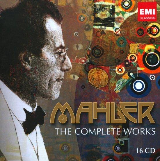 Gustav Mahler - 150th Anniversary Box