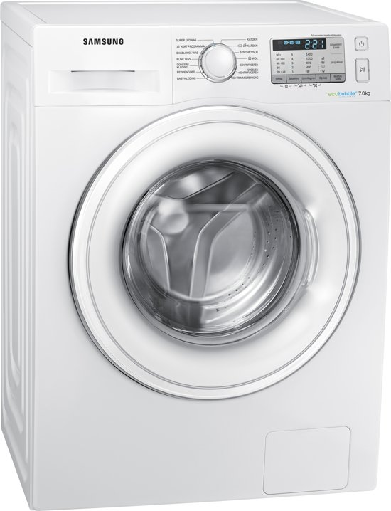 Samsung WW70J5525DA - Eco Bubble - Wasmachine