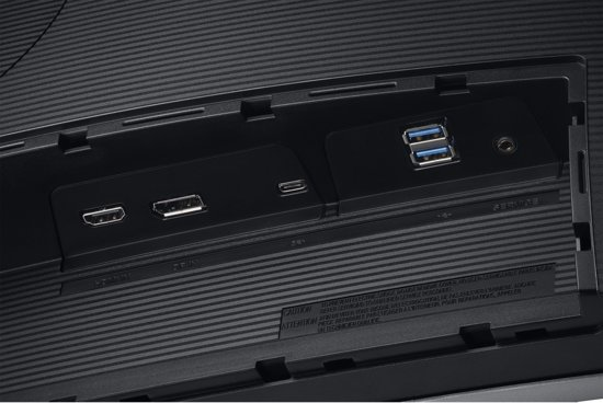 Samsung C34H890 34'' Ultra-Wide Quad HD LED Gebogen Zwart computer monitor