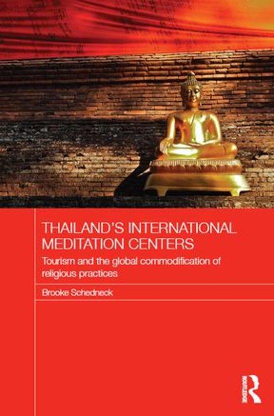 Thailand's International Meditation Centers