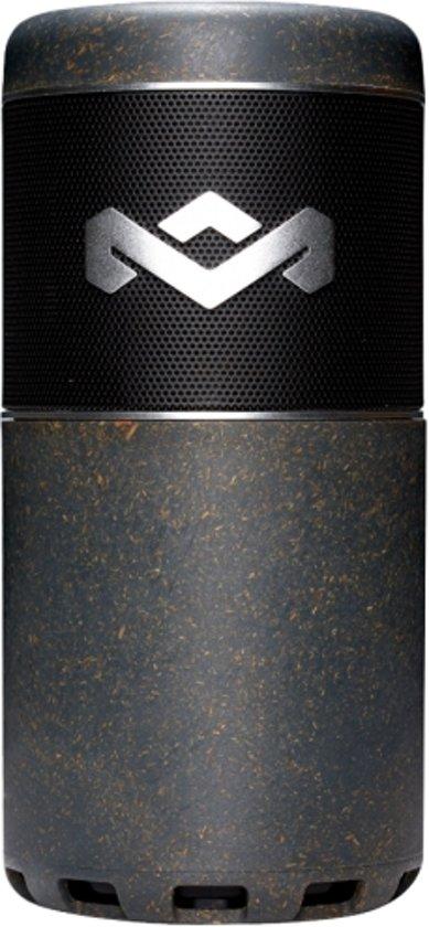 House of Marley Chant Sport - Draadloze bluetooth speaker -  Zwart