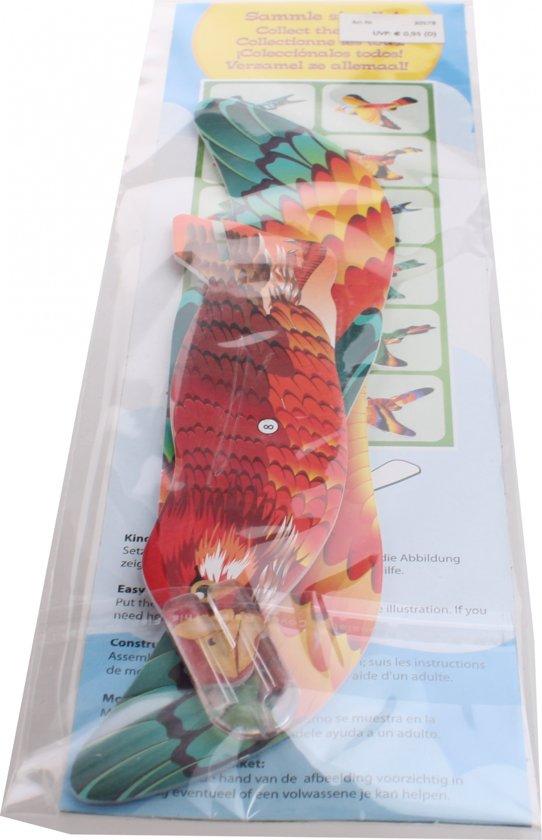 Moses Werpvogel 20 Cm Oranje 8
