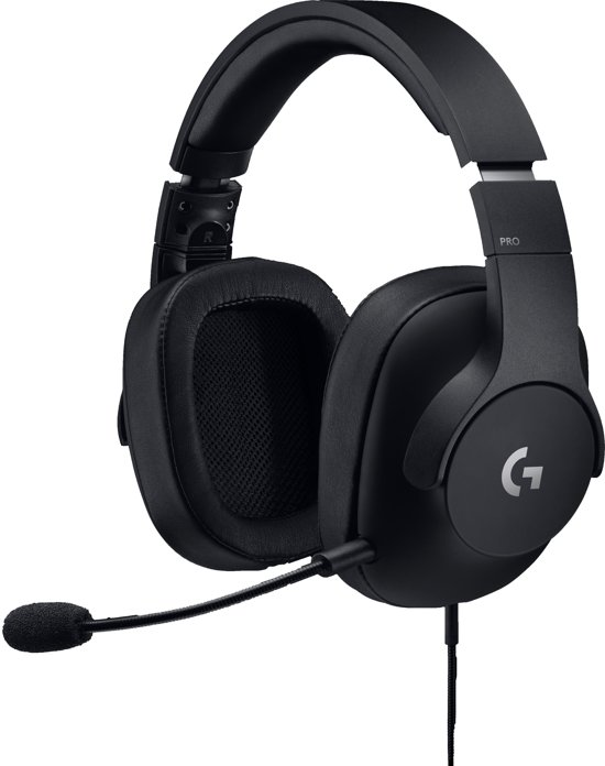 Logitech G PRO - Professionele Gaming Headset - PC