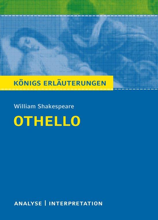 Königs Erläuterungen: Othello von William Shakespeare.