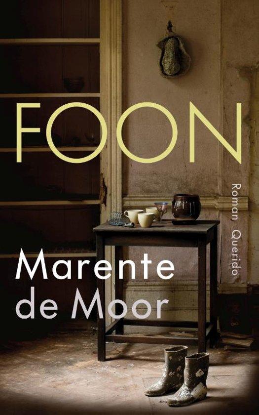 Boekomslag voor Foon