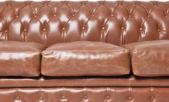 Chesterfield Original Brighton 3-zits Vintage Mokka