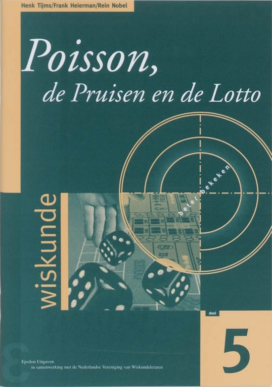 Zebra-reeks 5 - Poisson, de Pruisen en de lotto