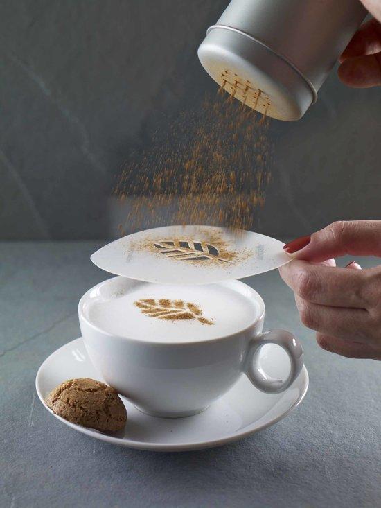 Aerolatte Cacao Sjablonen