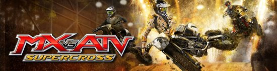 MX vs ATV, Supercross  PS3
