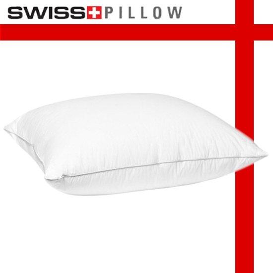 Anti Allergie Kussen.Swiss Classic Hoofdkussen Kussen 60x70 Cm Anti Allergisch