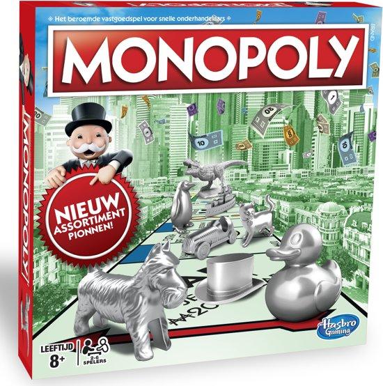 Monopoly Classic - Bordspel