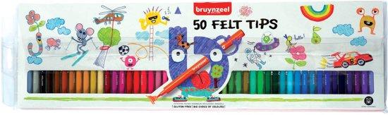Bruynzeel Kids 50 viltstiften