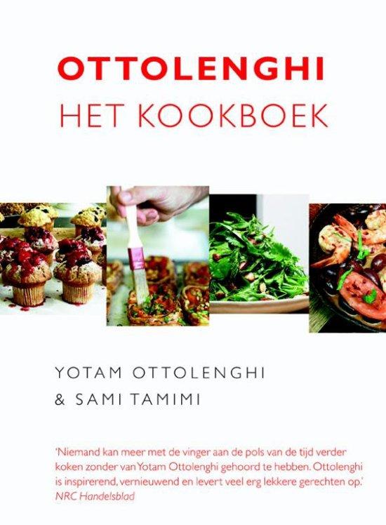 Ottolenghi het kookboek