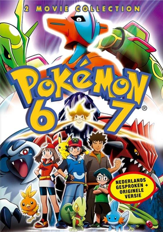 Cover van de film 'Pokemon Box 2: Jirachi & Doel Deoxys'