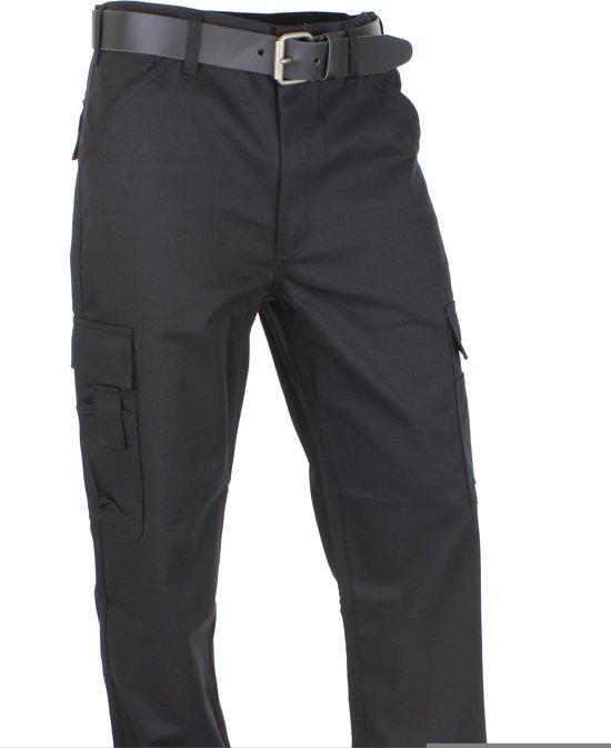 Tricorp worker basic - Workwear - 502010 - zwart - maat 52