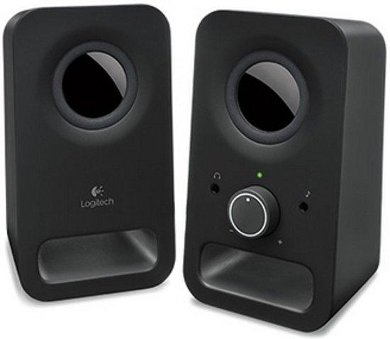 Logitech Z150 Zwart luidspreker