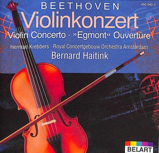 Violinconcerto - Herman Krebbers