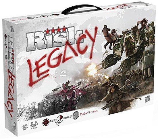 Risk Legacy - Bordspel - Engelstalig