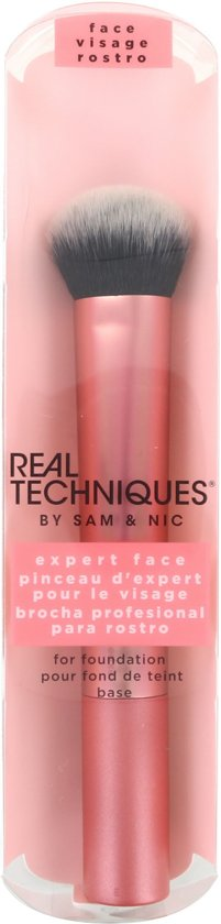 Real Techniques Expert Face Brush - Make-up Kwast