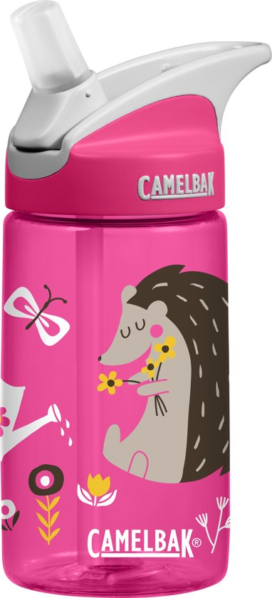 0020cc7e4dd bol.com   Camelbak Eddy Kids Drinkfles - 400 ML - Hedgehogs