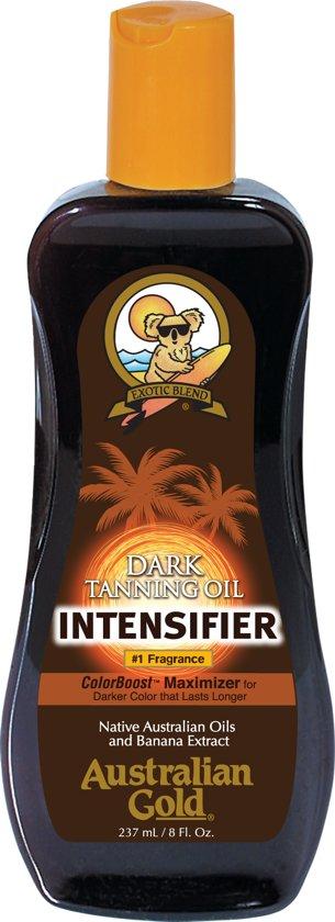 Australian Gold Dark Tanning Oil Intensifier - 237 ml