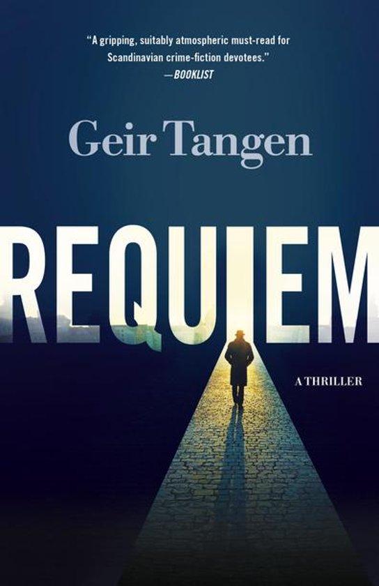 Boek cover Requiem van Geir Tangen (Onbekend)
