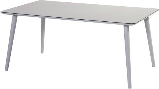 Ronde Tafel 170.Bol Com Hartman Sophie Studio Tuintafel 170x100 Cm Misty Grey