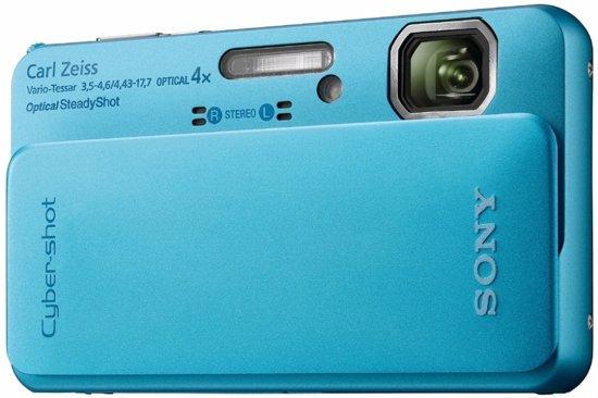 Sony Cybershot DSC-TX10 - Blauw
