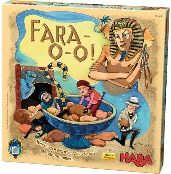 Haba Spel Spelletje vanaf 7 jaar Fara-o-o