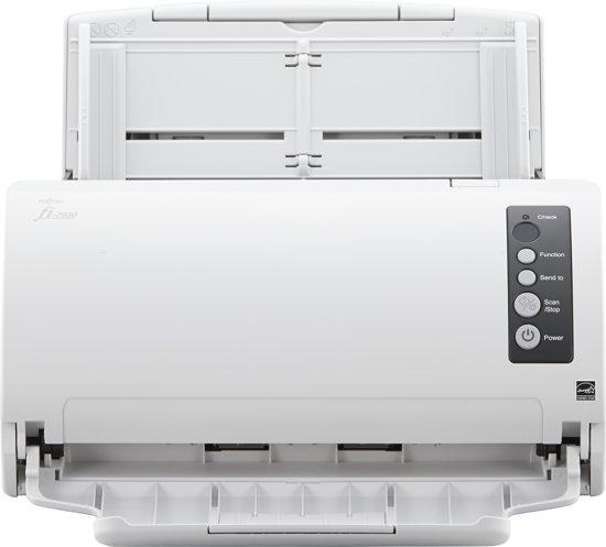 Fujitsu fi-7030 ADF scanner 600 x 600DPI A4 Wit