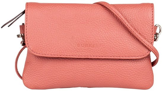 BURKELY Mary Mini Bag - Crossbodytas - Pink