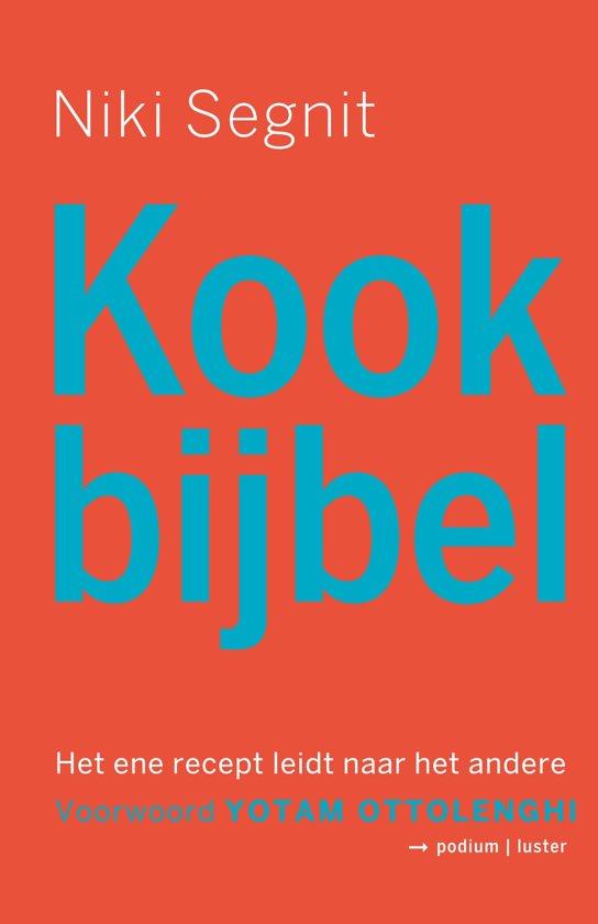 Boek cover Kookbijbel van Niki Segnit (Onbekend)