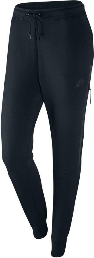 Nike Tech Fleece Pant - Sportbroek  - Dames - Zwart - Maat M