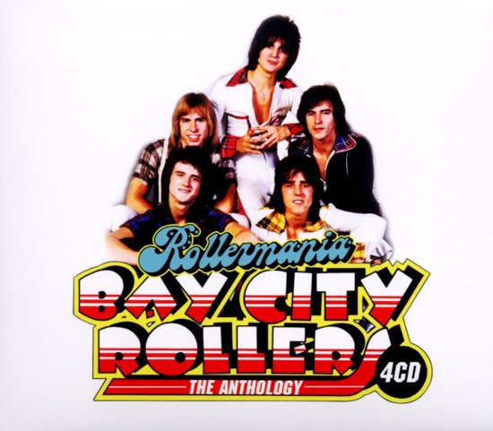 Rollermania - The Bay City Rollers