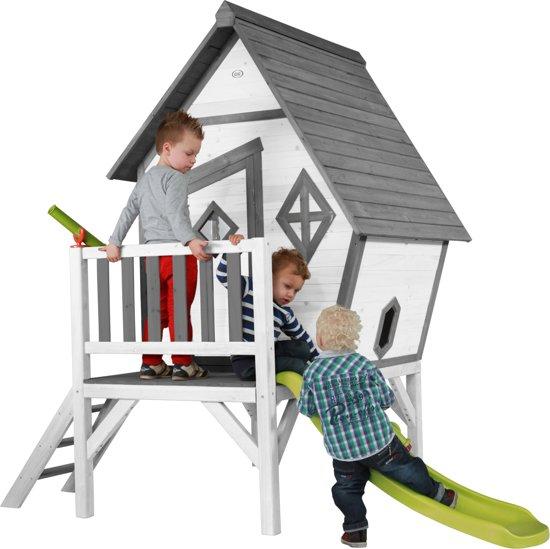 Sunny Cabin Speelhuis XL met Glijbaan